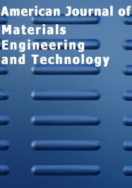 American Journal of Materials Engineering and Technology