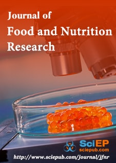Journal of Food and Nutrition Research